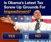 Barack Obama Display ad