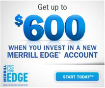 Merrill Edge Display ad