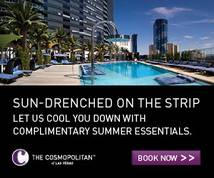 Cosmopolitan Display ad