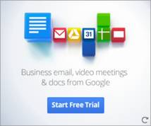 Google Apps For Business Display ad