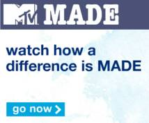 MTV Display ad
