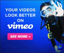Vimeo Display ad