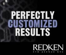 Redken Display ad
