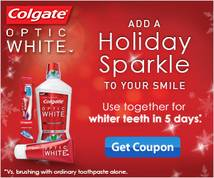 Colgate Display ad