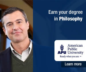 American Public University Display ad