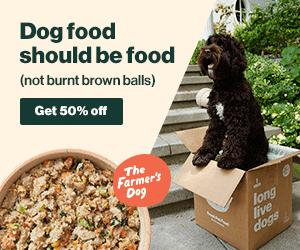 farmer's dog digital ad
