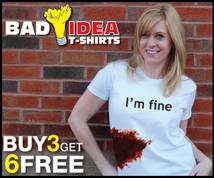 40 bad idea t shirts ads moat ad search